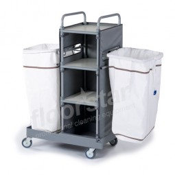 Hotelwagen Mini - Kunststoff (ohne Wäschesäcke)